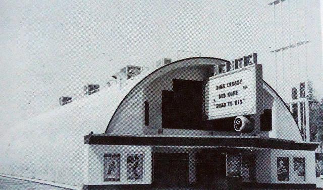 Puente Theatre exterior