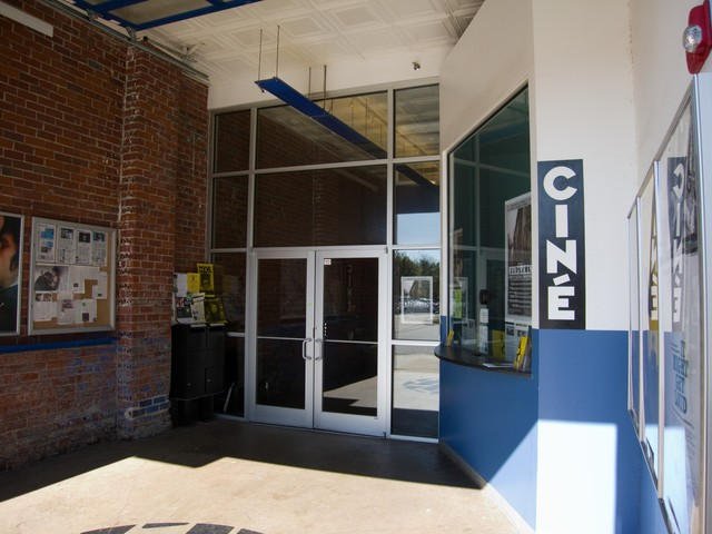 Entrance and Box Office