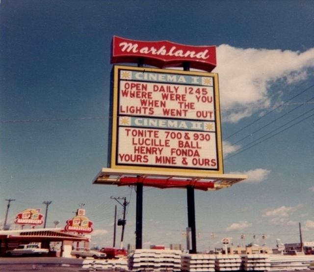 Markland Mall Cinemas