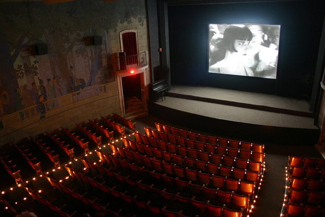Cornell Cinema's Willard Straight Theatre