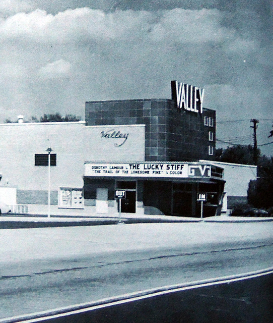 Valley Theatre exterior