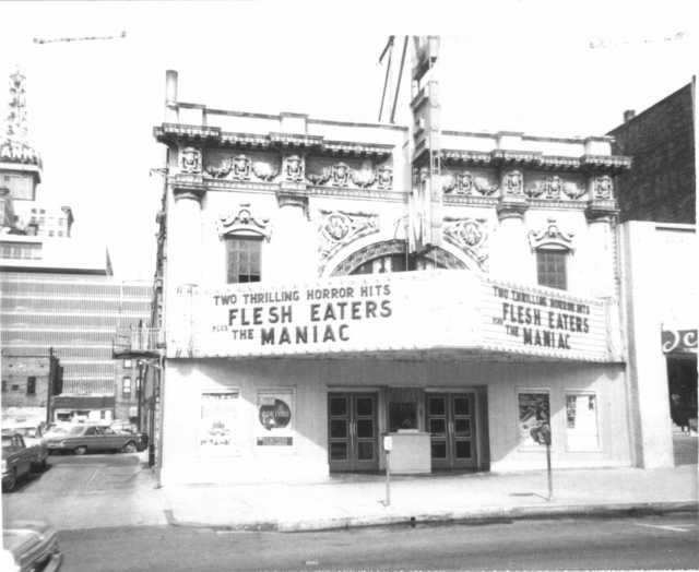 Gem Theatre in about 1964