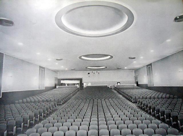 Valley Theatre auditorium