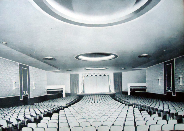 Valley Theatre auditorium