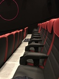 Superscreen seating