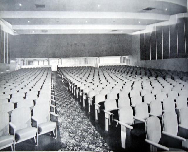 Beverly Theatre auditorium