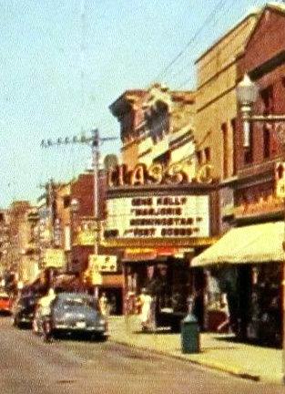 CLASSIC (TOWNE) Theatre; Watertown, Wisconsin.