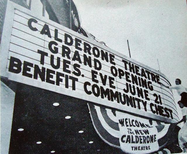 Calderone Theatre exterior