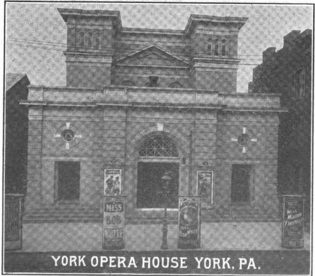 York Opera House & Orpheum Theatre
