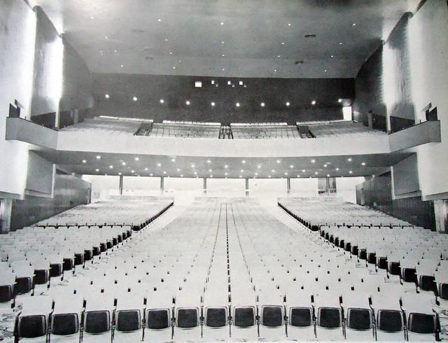 Calderone Theatre auditorium