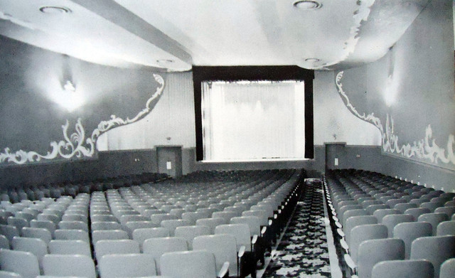 Uptown Theatre auditorium