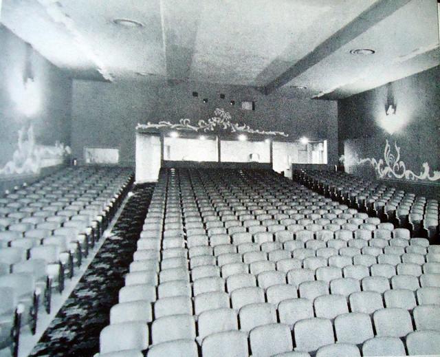 Uptown Theatre auditorium