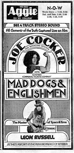 MAD DOGS AND ENGLISH MEN