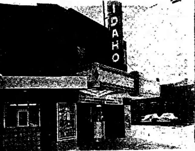 Idaho Theatre