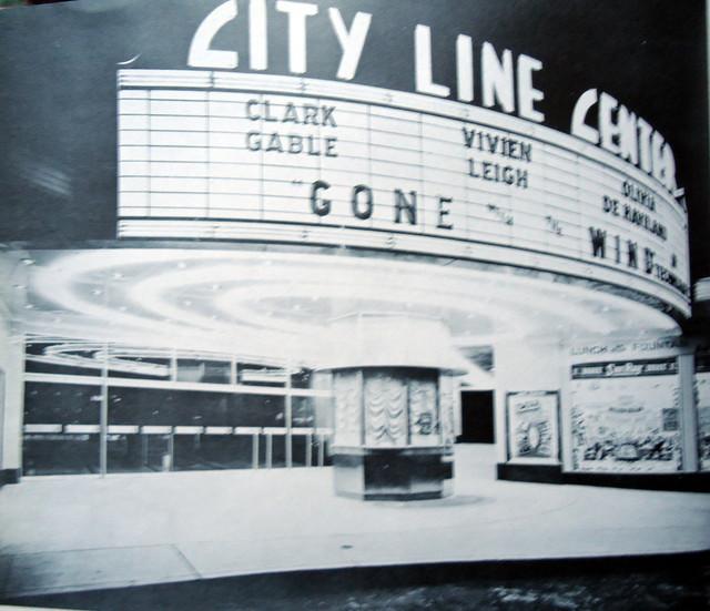 City Line Theatre exterior
