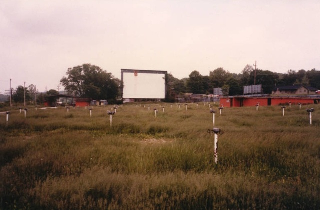 Cinema West Drive-In
