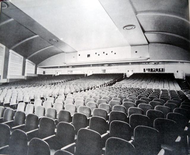 City Line Theatre auditorium