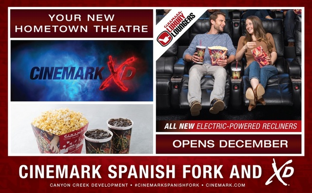 Cinemark Spanish Fork and XD