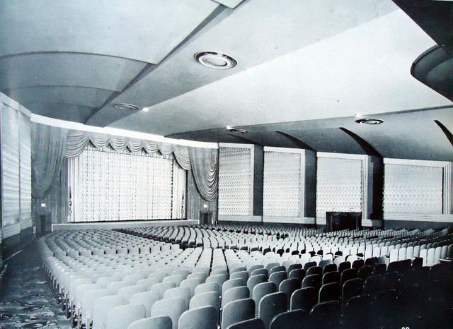 City Line Theatre auditorium