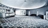 Cornell Theatre lobby area
