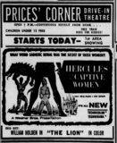 Price's Corner Drive-In