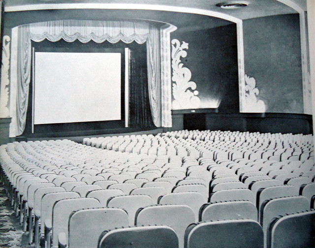 Miracle Theatre auditorium