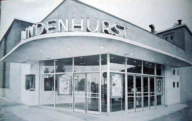 Lindenhurst Theatre exterior