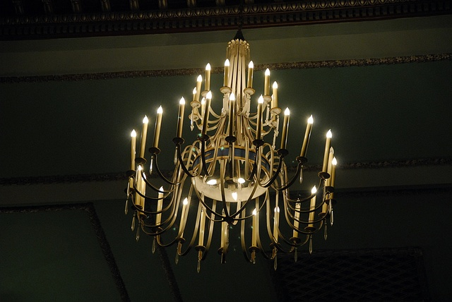 Grand Theater Chandelier