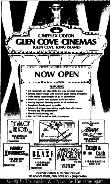 AMC Glen Cove 6