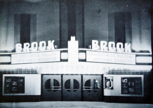 Brook Theatre exterior