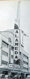 Alameda Theatre exterior vertical