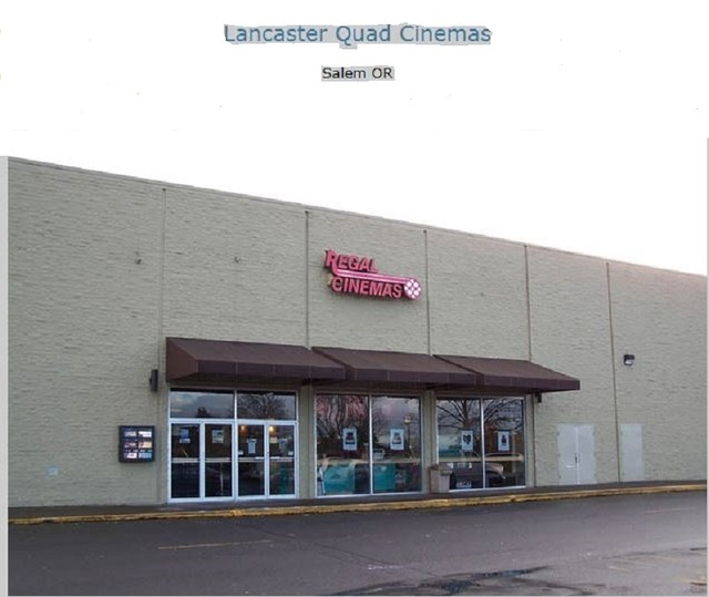Lancaster Mall Quad