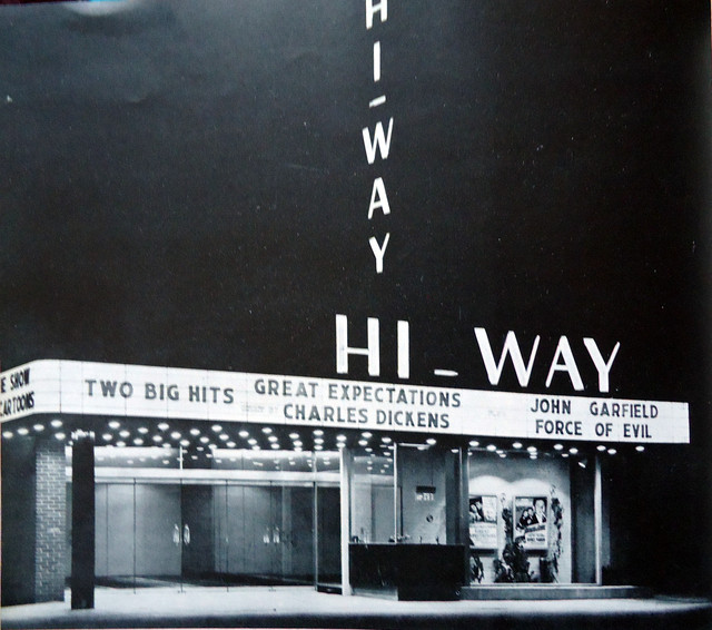 Hi-Way Cinema exterior