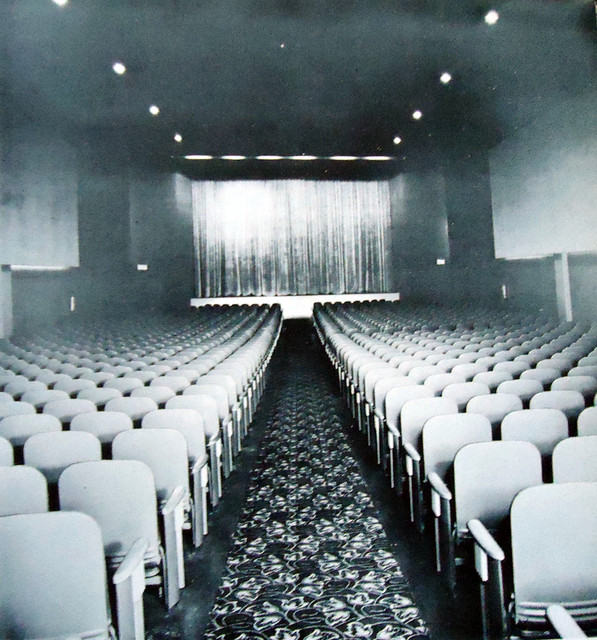 Hi-Way Cinema auditorium