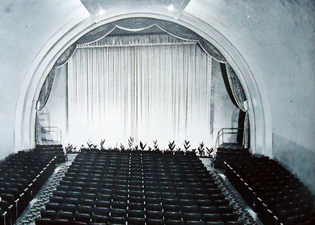 Arch Theatre auditorium