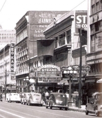The Strand in 1940
