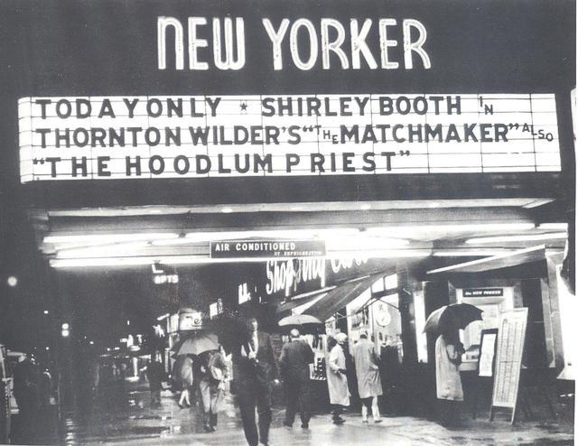 New Yorker Theatre