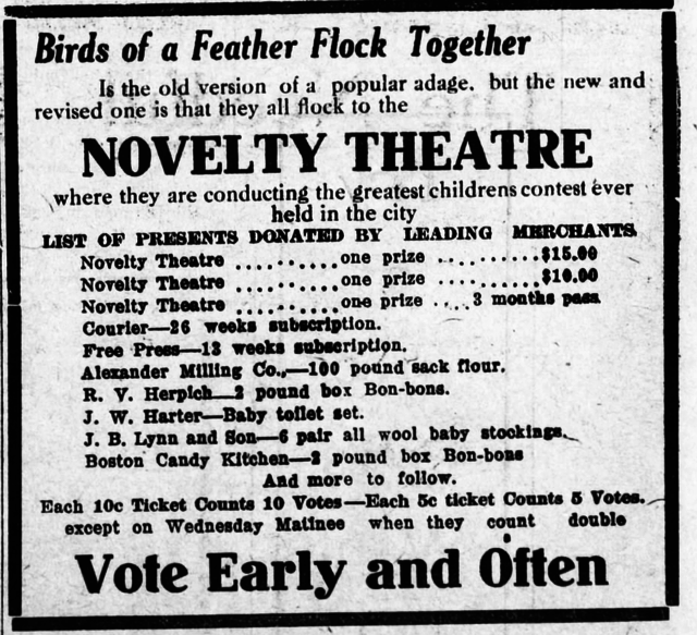 Novelty Theatre