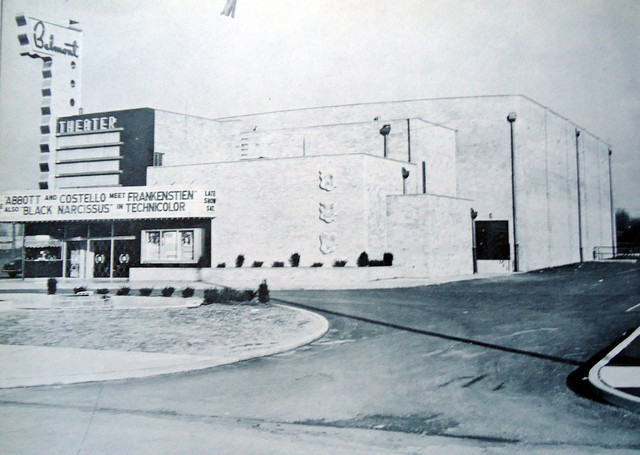 Belmont Theatre exterior