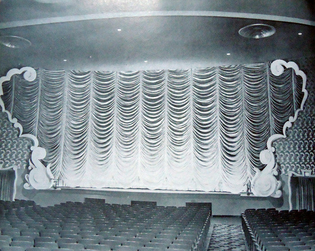 Belmont Theatre auditorium