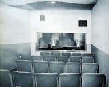 Belmont Theatre's Cry Room interior