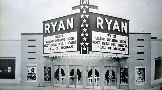 Ryan Theatre exterior