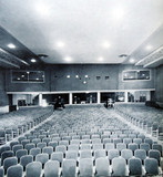Flower Theatre auditorium
