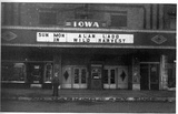 Iowa Theater circa 1947
