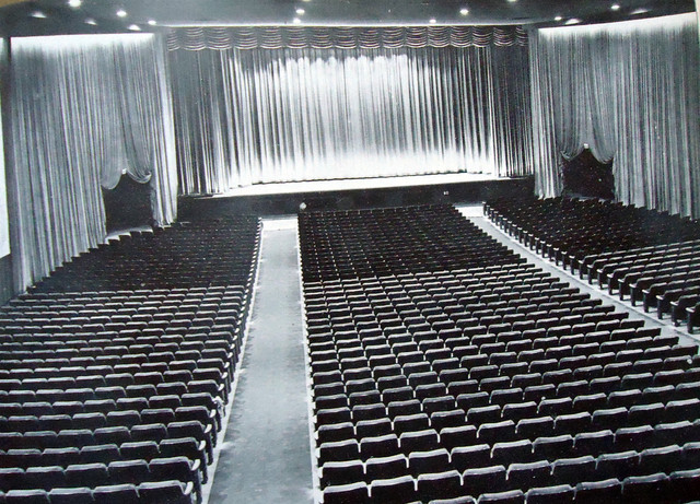 Lake Theatre auditorium