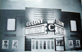 Colony Theatre exterior