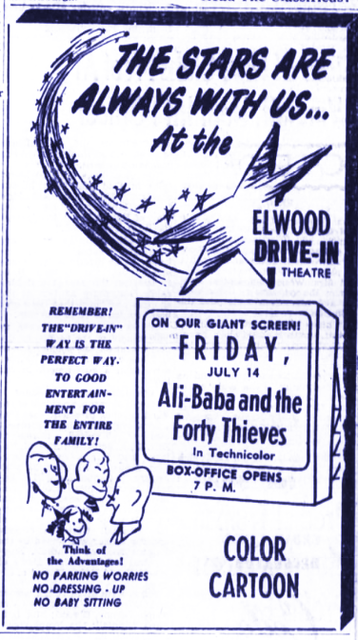 Elwood Drive-In