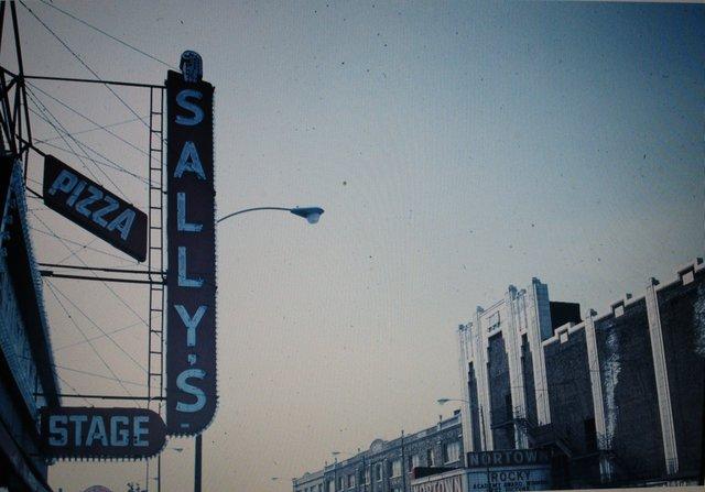 1977 photo via Patrick Crane.