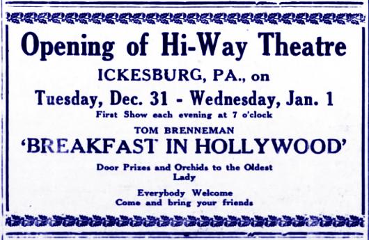 Hi-Way Amusement Center