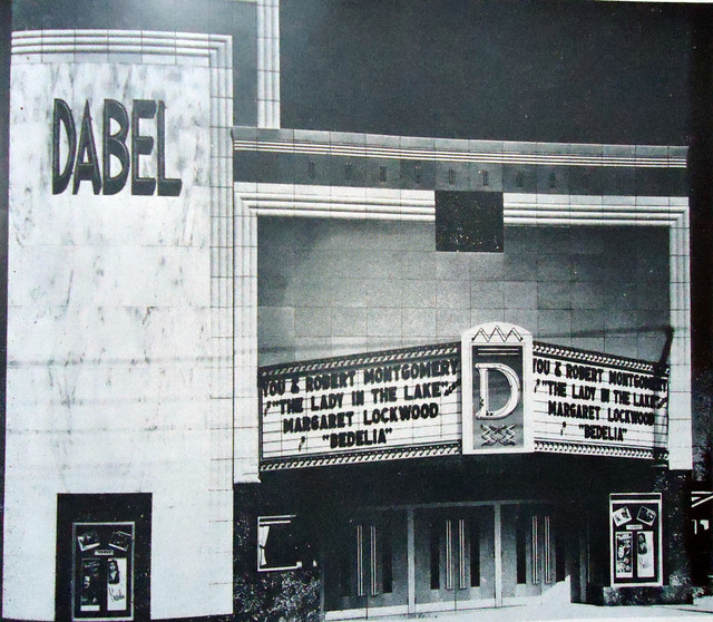 Dabel Theatre exterior